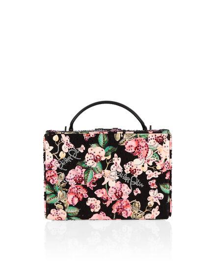 Handle bag Flowers