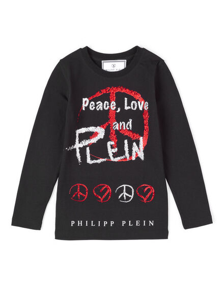 t-shirt love and peace