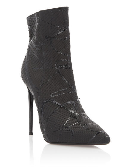 bootie high heels High Python