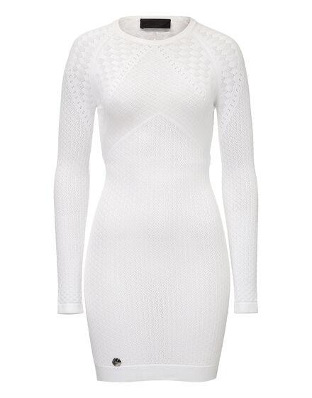 Knit dress Lonicera