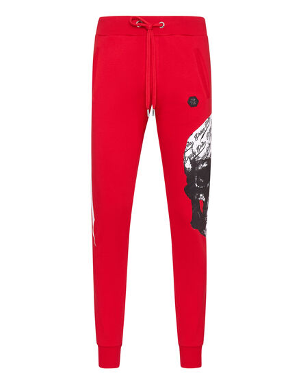 Jogging Trousers Allover skull