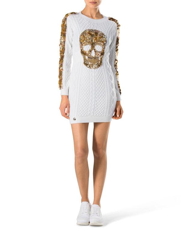 "knit dress ""seventy-eight"""