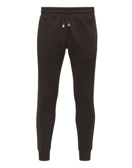 Jogging Trousers Black band