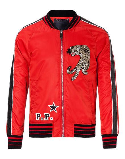 Nylon Jacket We Are One
