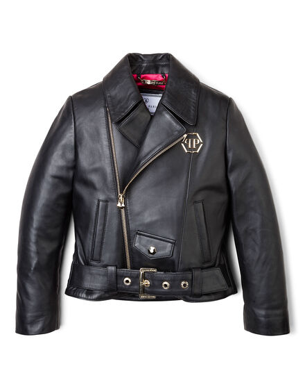 Leather Biker Cecily
