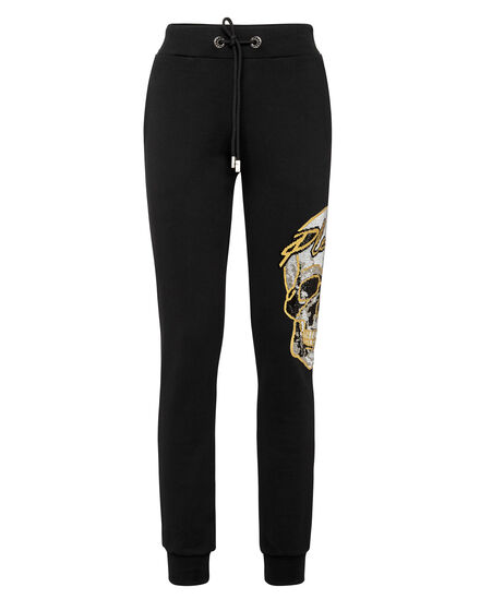 Jogging Trousers Skull and Plein