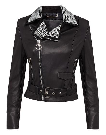 Leather Biker Jewell