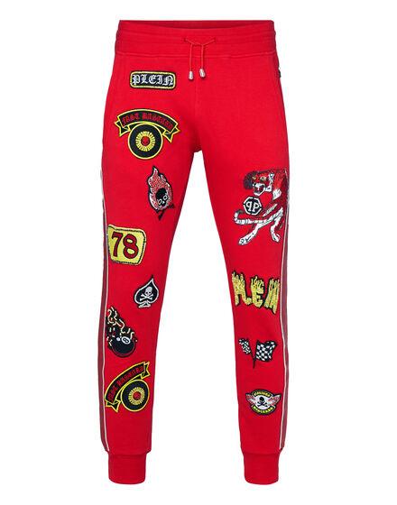 Jogging Trousers Hot print
