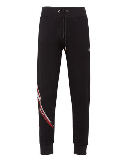 Jogging Trousers Space Plein