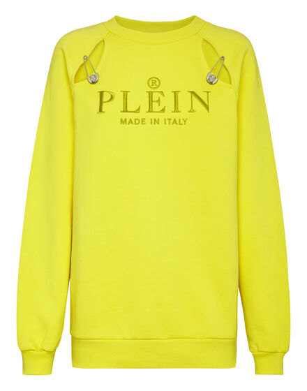 Sweatshirt LS Pins
