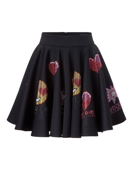skirt morning glory