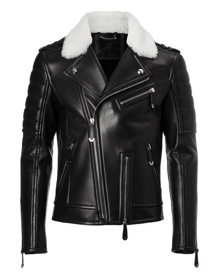 Leather Biker American