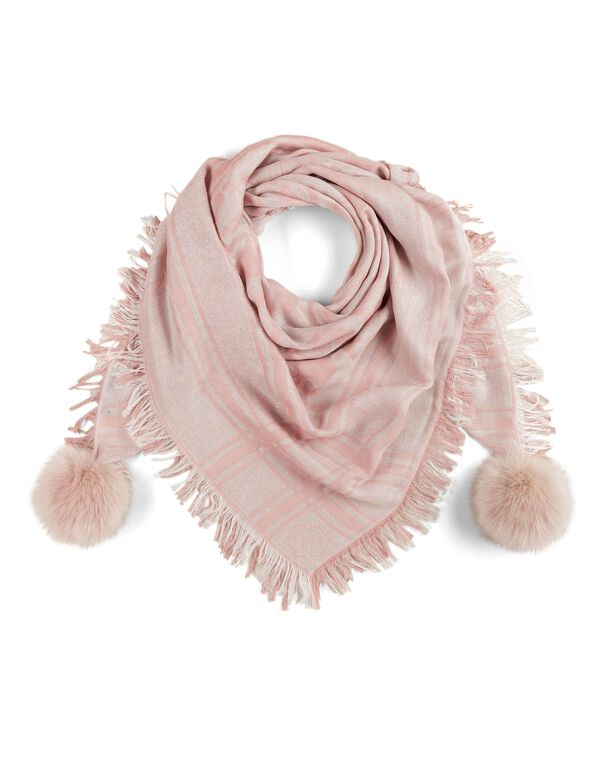 "Square Scarf ""marylin"""