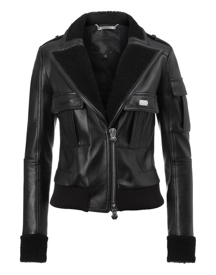 leaher jacket find yourself