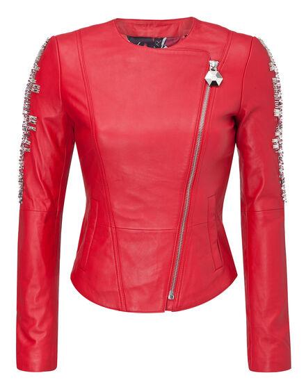 leather jacket around the world