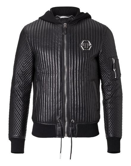 Leather Jacket Naomori