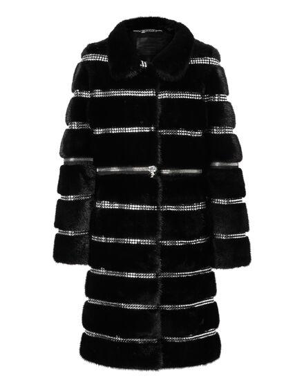 Fur Coat Short Avoir One