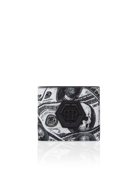 Pocket wallet Hexagon Dollar