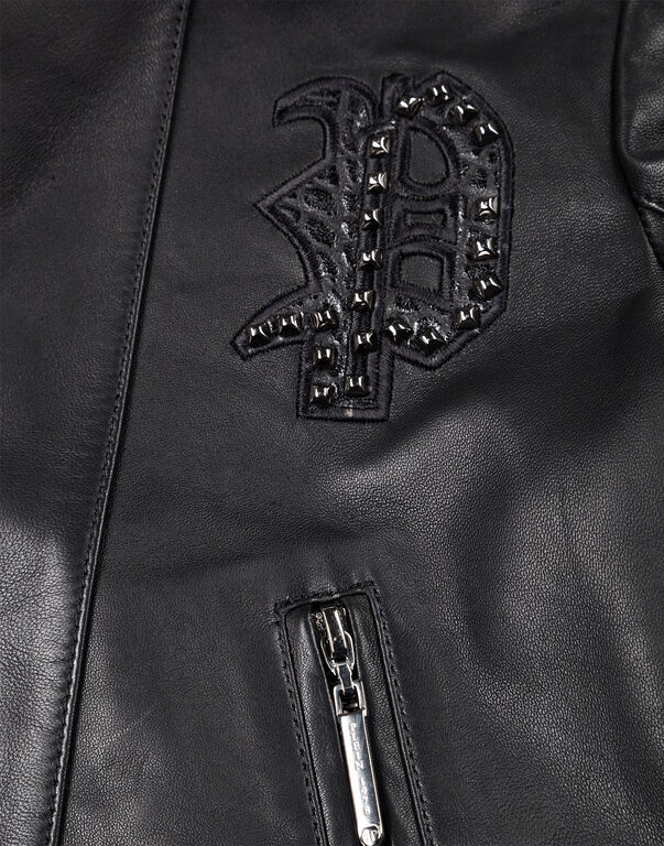 "Leather Jacket ""Anton"""