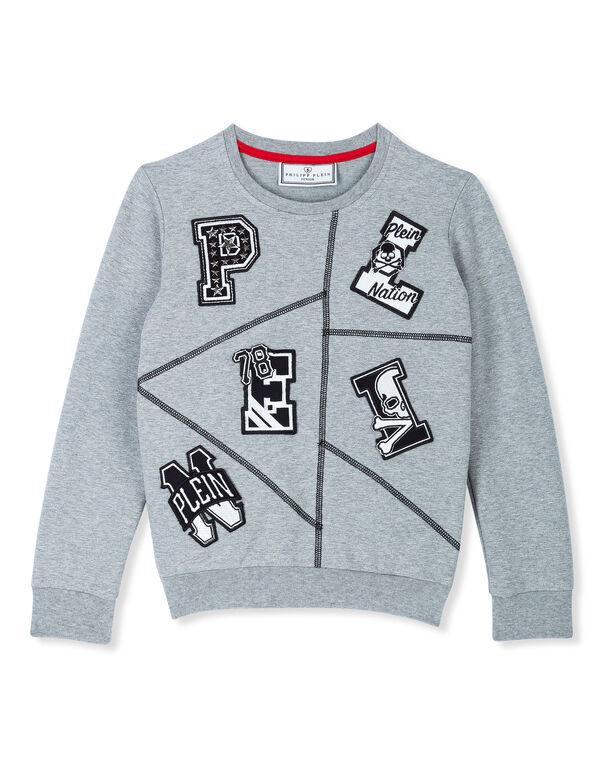 "Sweatshirt LS ""Federik"""