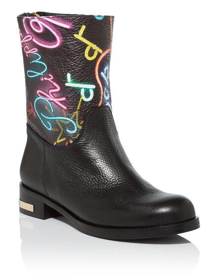 Boots Lo-Heels Lowshaila