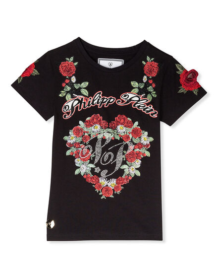 T-shirt Round Neck SS Twenty Stop