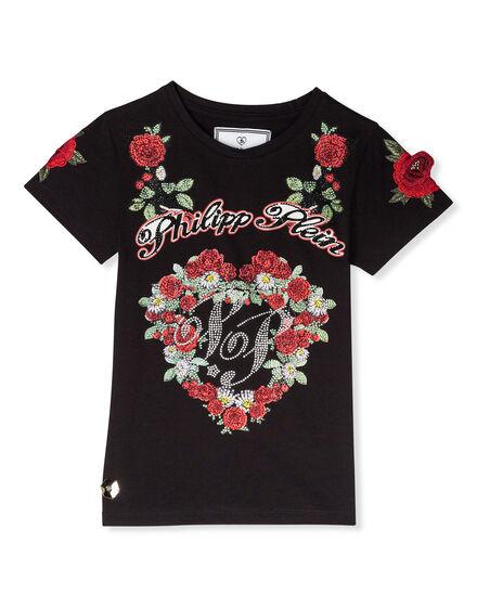 T-shirt Round Neck SS Twenty Stop