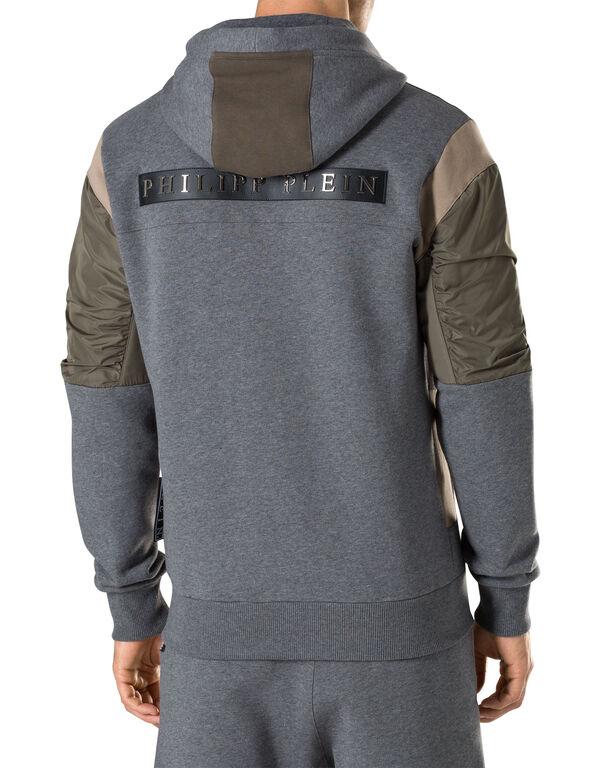 "Hoodie Sweatjacket ""Ansya"""