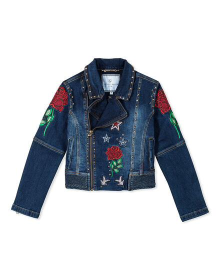 Denim Jacket Helvecia