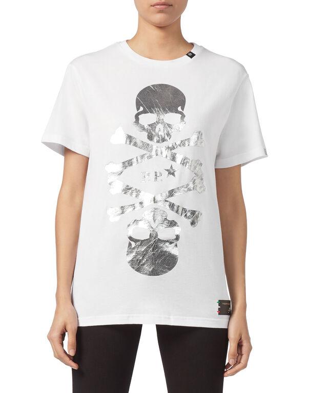"T-shirt Round Neck SS ""Sandy Mill"""