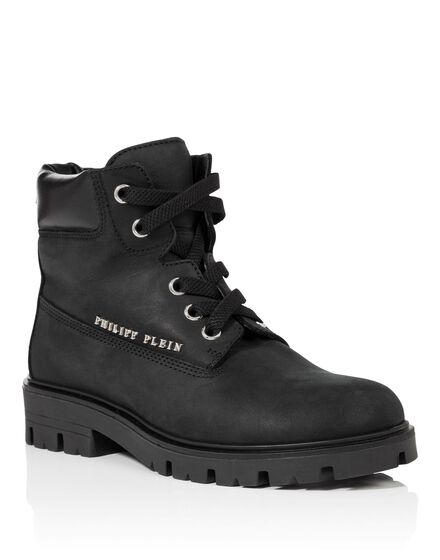 Boots Low Flat fred