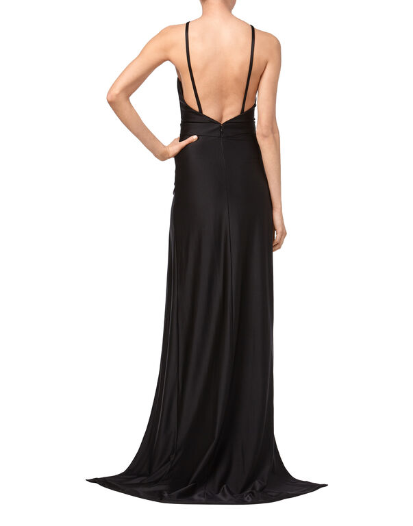 "Long Dress ""West Village"""