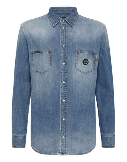 Denim Shirt Ls Original