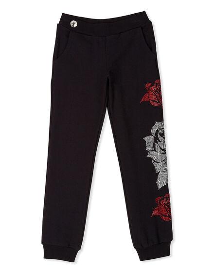 Jogging Trousers Rose girl