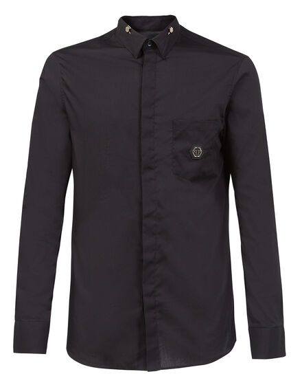 Shirt Diamond Cut LS Clem