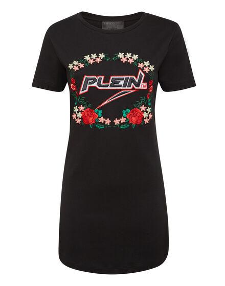 T-Shirt Short Dresses Space Plein