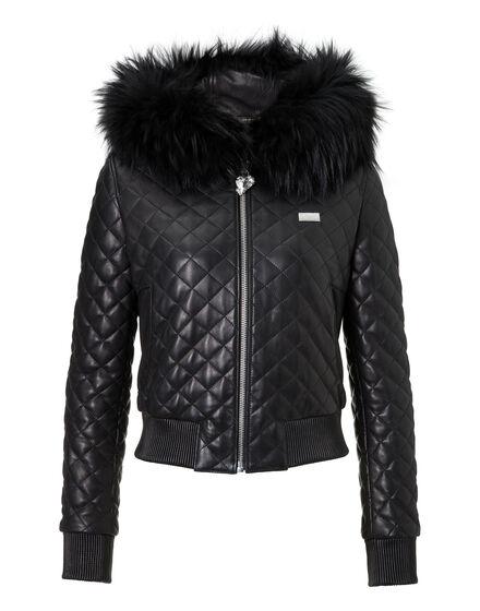 Leather Jacket Wharton