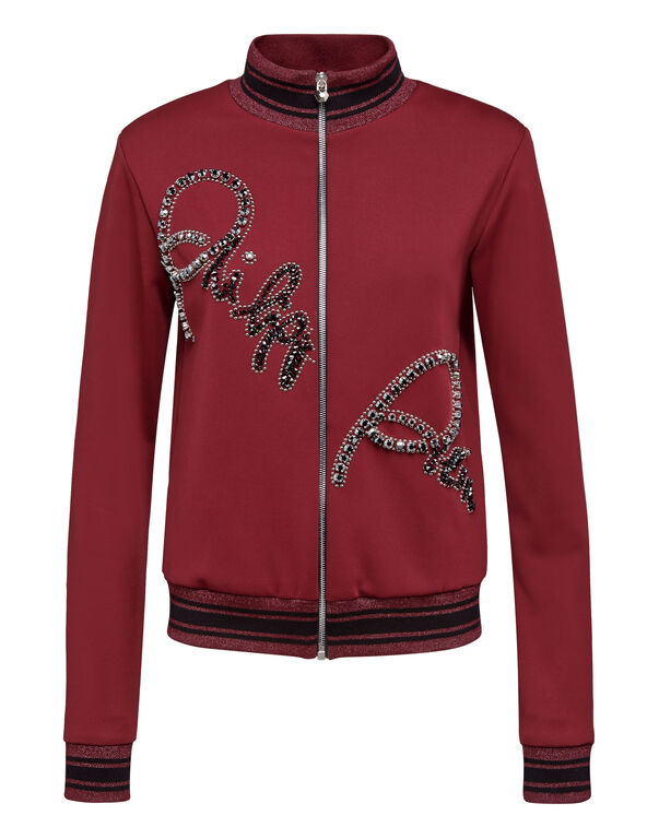 "Jogging Jacket ""Plein Signature"""