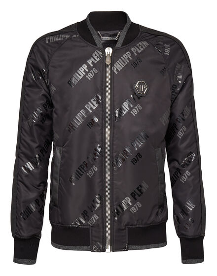 Nylon Jacket PP78 and skull