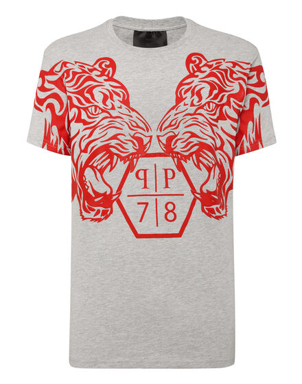 T-shirt Round Neck SS Tigers