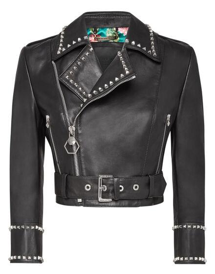 Leather Biker Kimmy