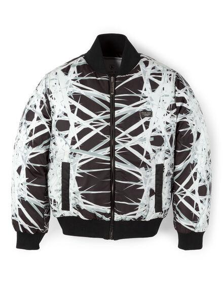 nylon jacket chaos