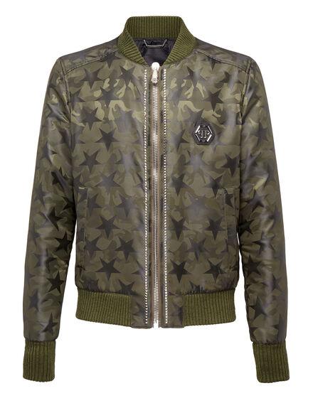 Nylon Jacket Respect