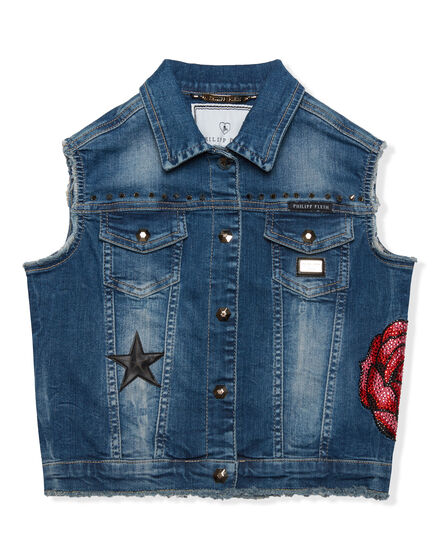 Denim vest Wide Awake