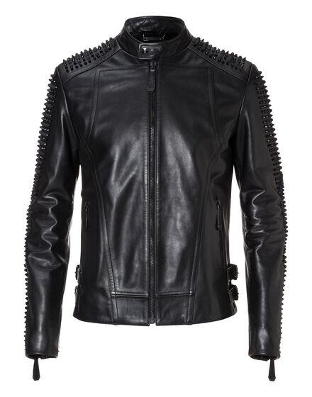 Leather Jacket Adrik
