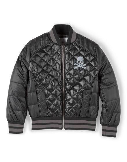 nylon jacket super boy