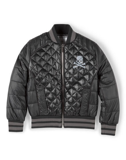 nylon jacket super boy