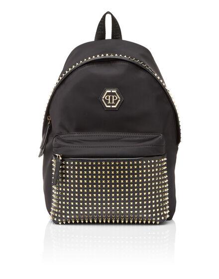 Backpack Black & gold