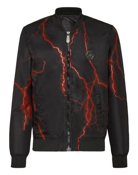 Nylon Jacket Thunder