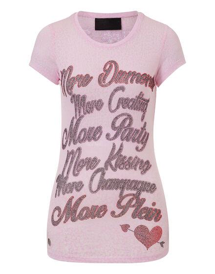 T-shirt Round Neck SS Balinay Sky